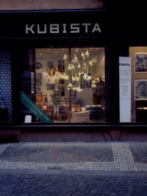 Kubista- Ovocny trh 19, Prague 1